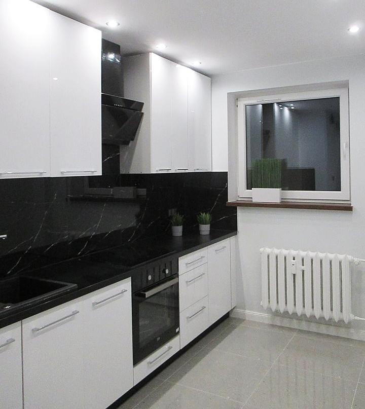 remont kuchni Poznań