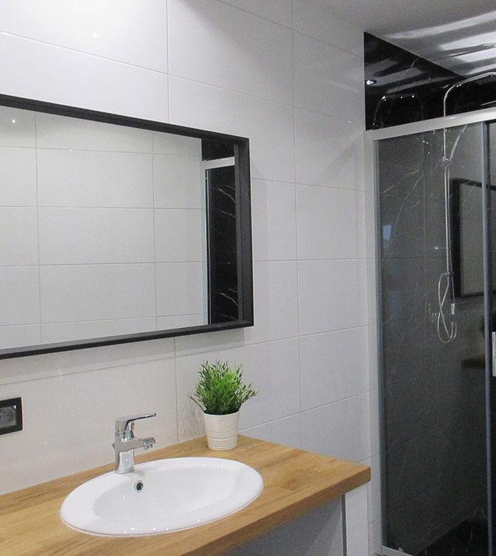 Kompleksowe wykończenie łazienek