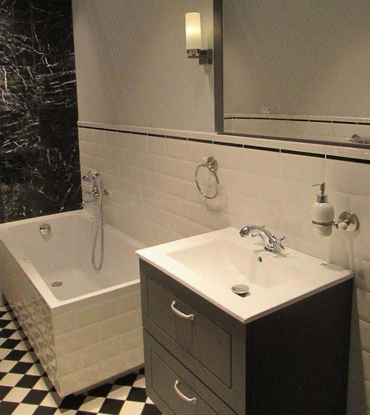 Łazienka - remont i wykończenie wnętrza Poznań