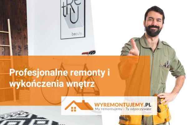 Profesjonalna firma remontowa