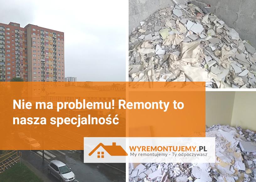 Remontujemy w Poznaniu